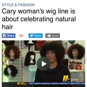 Rhythm Wigs ABCNews11