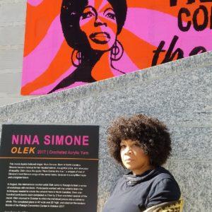 Rhythm Wigs RESPECT Nina Simone